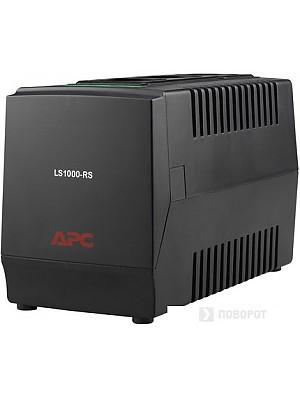 Стабилизатор напряжения APC Line-R 1000 ВА [LS1000-RS]