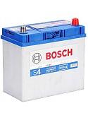 Автомобильный аккумулятор Bosch S4 021 (545156033) 45 А/ч JIS