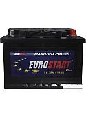 Автомобильный аккумулятор Eurostart Blue 6CT-77 (77 А·ч)