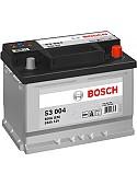 Автомобильный аккумулятор Bosch S3 004 (553401050) 53 А/ч