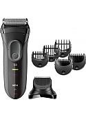 Электробритва Braun Series 3 Shave & Style 3000BT