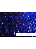Световая сетка Neon-night 215-133 180 LED (синий)