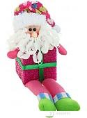 3D-фигура Зимнее волшебство Дед Мороз-подарок