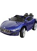 Электромобиль Sundays Maserati GT BJ105 (синий)