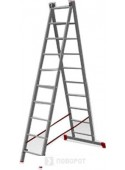 Лестница-трансформер PRO Startul ST9946-10 2x10 ступеней