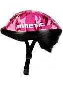 Cпортивный шлем Bellelli Mimetic S (р. 46-54, розовый)