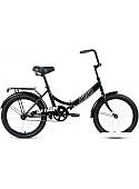 Велосипед Altair City 20 2020 (черный)